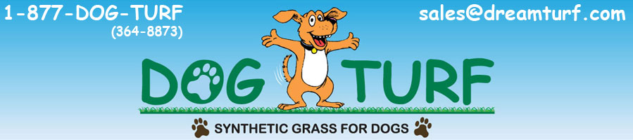 Dog Turf synthetic grass for dogs